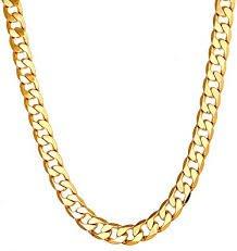 men's gold chains - Google Search