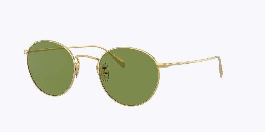 OV1186S Sunglasses Green C | Oliver Peoples USA