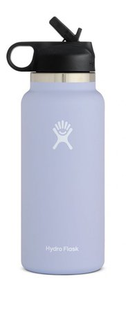 lavender/lilac water bottle hydroflask