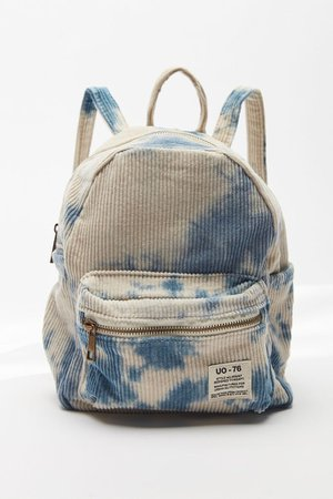 UO Corduroy Mini Backpack | Urban Outfitters