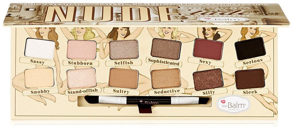 THE BALM NUDE PALETTE