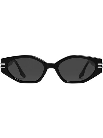 Gentle Monster Ghost Oval Frame Sunglasses - Farfetch