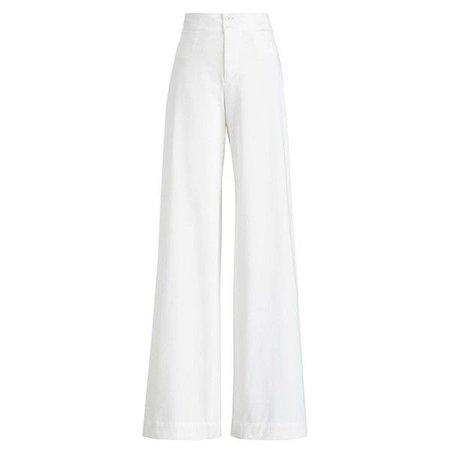 Ralph Lauren Collection Gabrielle WideLeg Pant ($339)