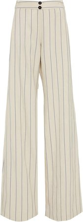 Dixon Striped Wide Leg Pant