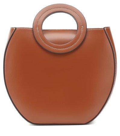 Staud - Frida leather tote | Mytheresa