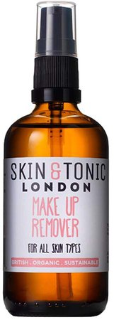 Skin & Tonic Make Up Remover