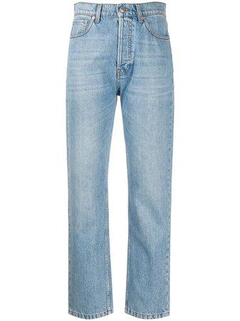 Nanushka джинсы Kemia с завышенной талией - купить в интернет магазине в Москве | Цены, Фото.