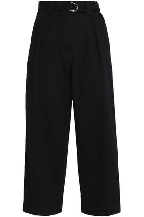 Cotton culottes | T by ALEXANDER WANG | Sale up to 70% off | THE OUTNET