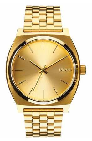 Nixon The Time Teller Watch, 37mm | Nordstrom
