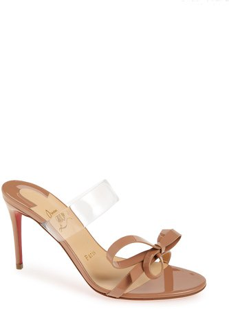 Just Nodo Bow Sandal