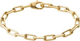 CRB6021300 - Santos de Cartier bracelet - Yellow gold - Cartier