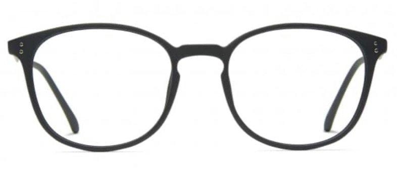 black frame reading glasses