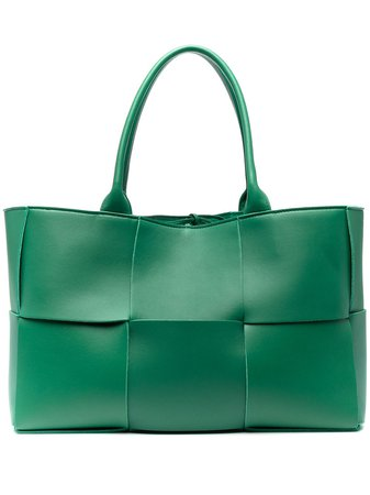 Bottega Veneta Arco tote bag green 609175VMAY5 - Farfetch