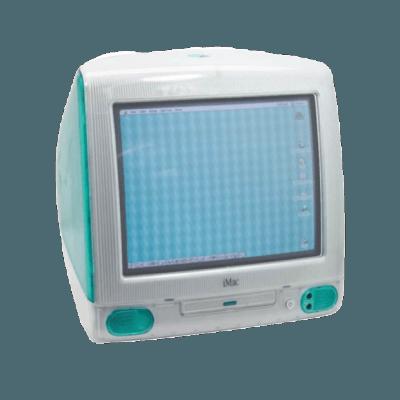 2000's Computer Aesthetic