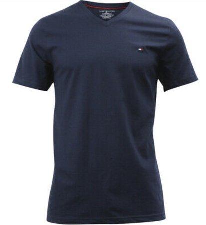Tommy Hilfiger navy blue t shirt