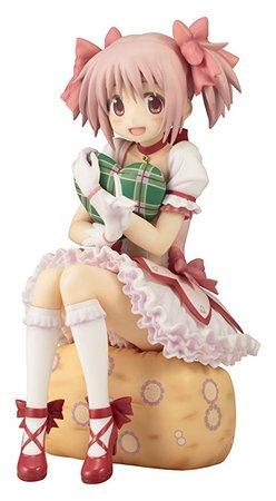 Amazon.com: Puella Magi Madoka Magica: Madoka Kaname 1/8 Scale Ani-Statue: Toys & Games