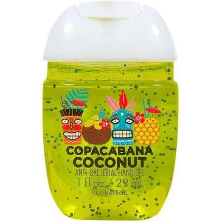 copacabana hand sanitizer