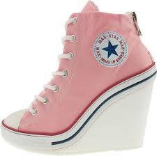 pink shoe heels