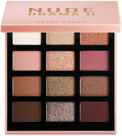 Nude Drama II Eyeshadow Palette