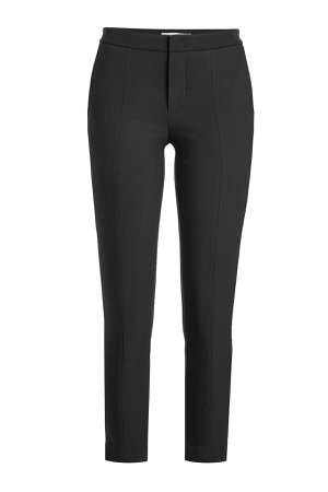 Cropped Pants with Cotton Gr. US 8