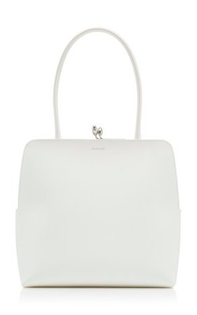 Postal Small Leather Tote by Loewe | Moda Operandi
