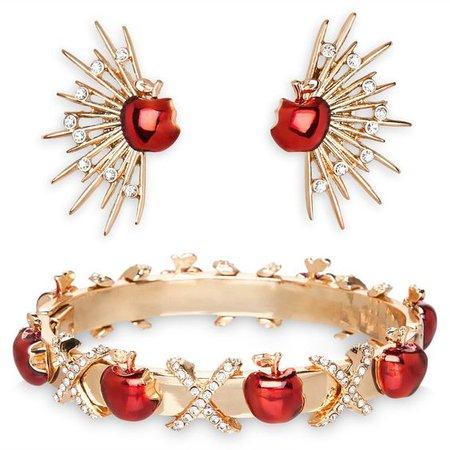 Art of Snow White Jewelry Set by Danielle Nicole