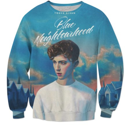 Troye Sivan Album Sweater