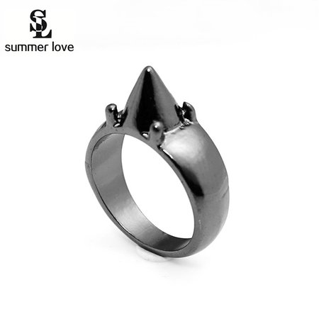 Punch Spike Ring