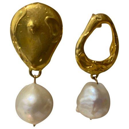 Earrings Alighieri Gold in Gold plated - 8912608