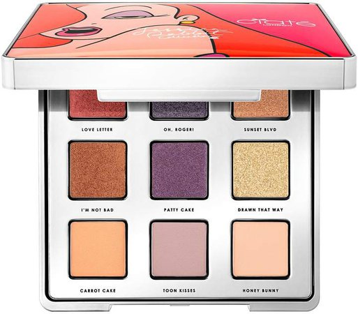 London London - Jessica Rabbit Eyeshadow Palette