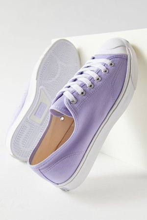 Converse Jack Purcell Leather Low Top Sneaker | Urban Outfitters