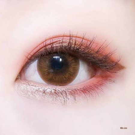 eye make up korean