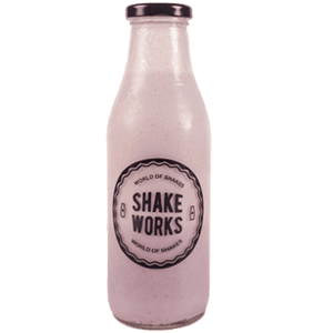Shake Works Berrylicious