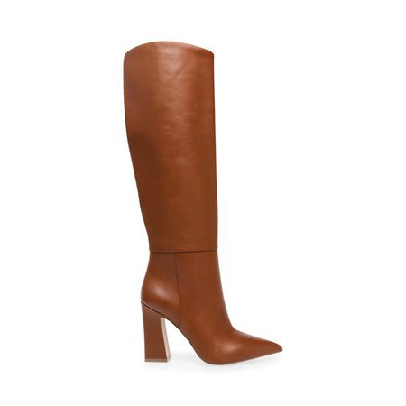 SHOWBIZ COGNAC LEATHER – Steve Madden