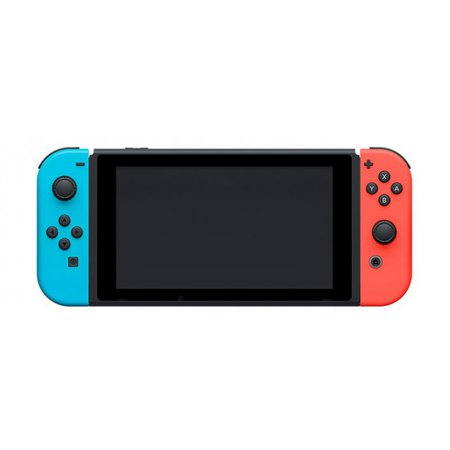 Nintendo Switch Console Neon Blue & Red - Belfield Music