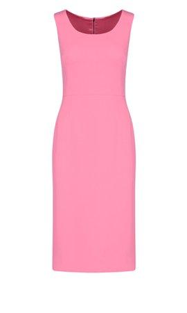 Dolce & Gabbana Shaped Midi Dress