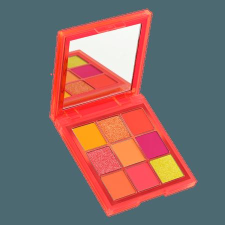 Neon Obsessions Palette Orange | HUDA BEAUTY