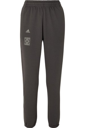 adidas Originals | Pantalon de survêtement en jersey à rayures Calabasas par Yeezy by Kanye West | NET-A-PORTER.COM