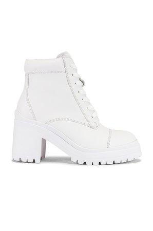 Jeffrey Campbell Chugiak Boot in White White | REVOLVE
