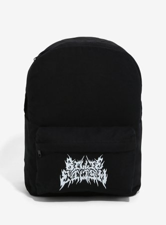 Billie Eilish Metal Backpack