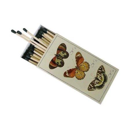 butterfly matchbox