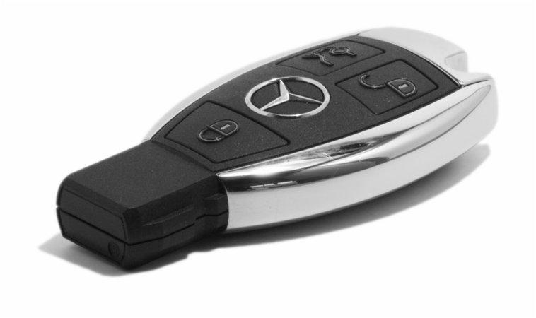 Mercedes Benz Car keys