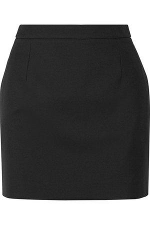 SAINT LAURENT mini skirt