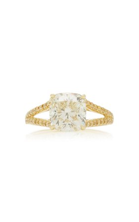 Maria Jose Jewelry 18K Gold Diamond Ring