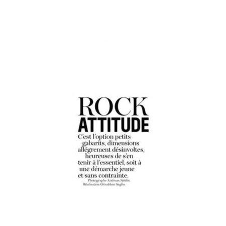 Rock Attitude Quote