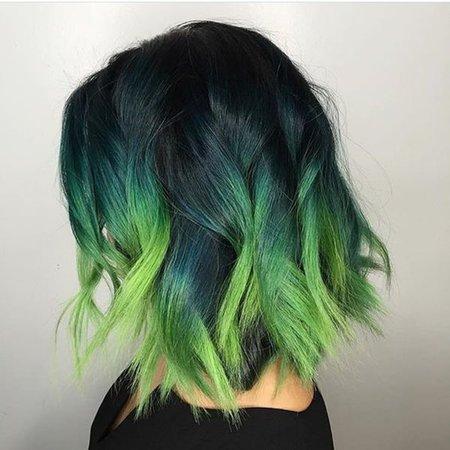 53180917-green-hair-.jpg (600×600)