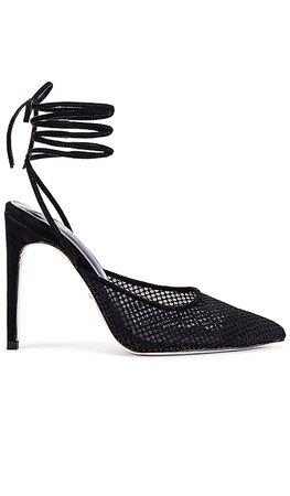 RAYE Ozark Heel in Black | REVOLVE