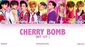 nct cherry bomb - Google Search