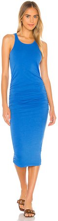 Racer Back Midi Dress