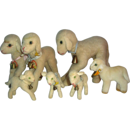 Vintage Lambs